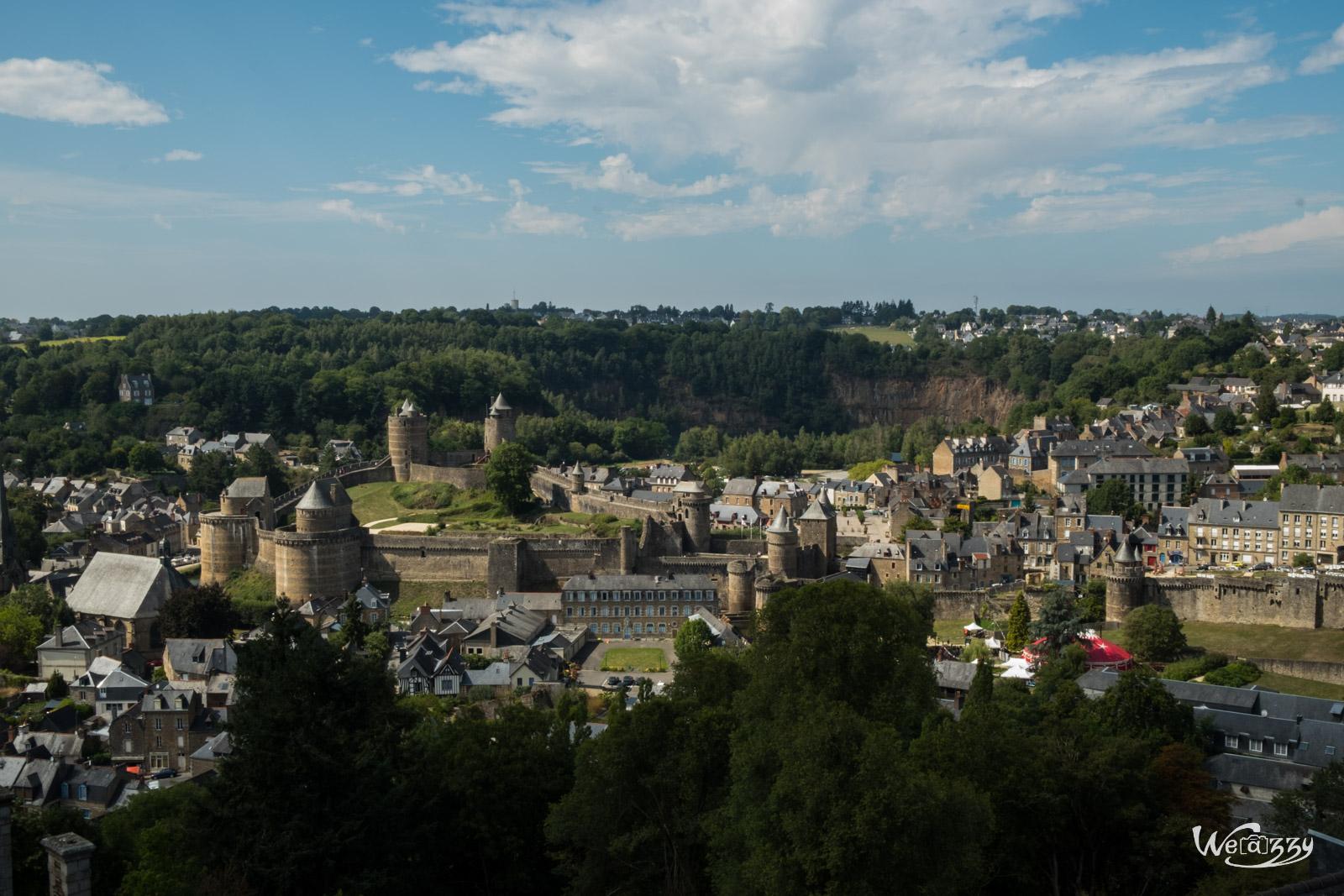 Balade sur les marches de Bretagne – Fougères