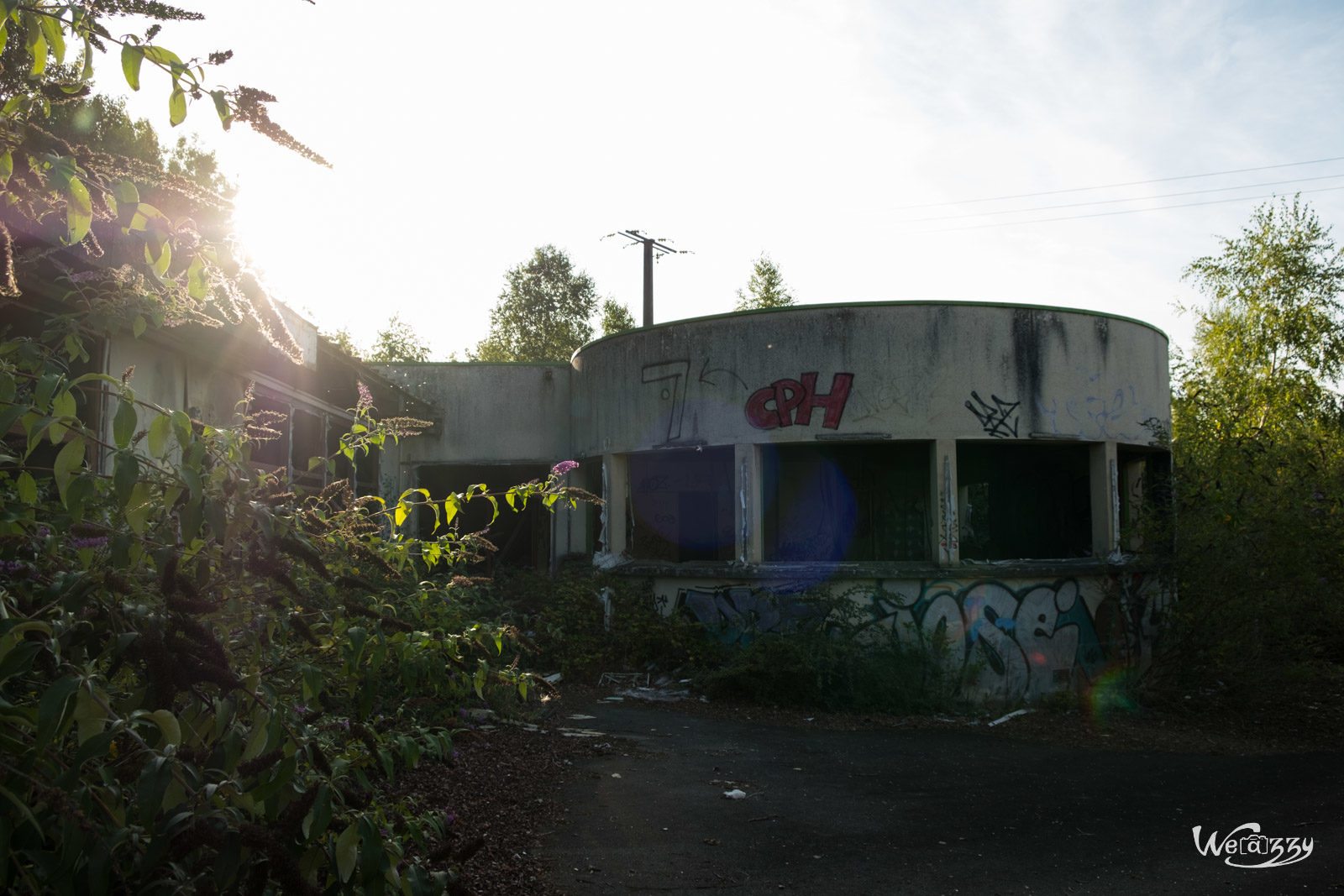 Abandonné, Fonderie, Rennes, Urbex