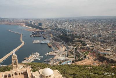Algérie, Oran, Santa Cruz, Voyage