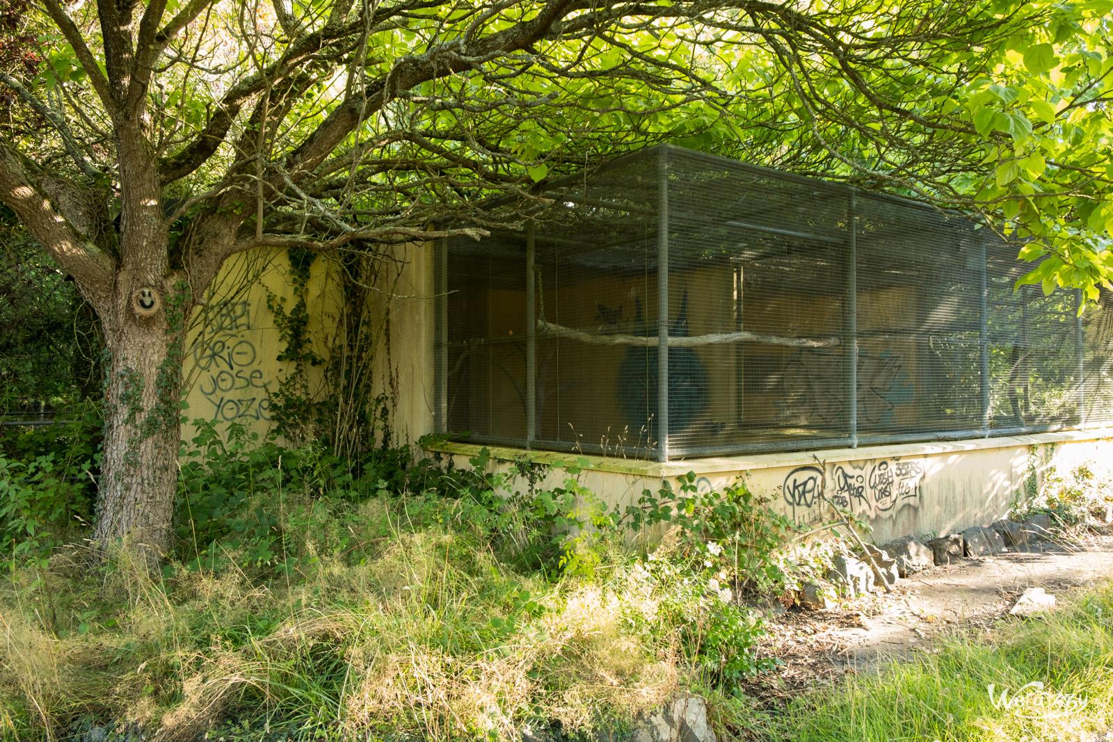 Zoo abandonné – Mais où sont passées les animaux ?