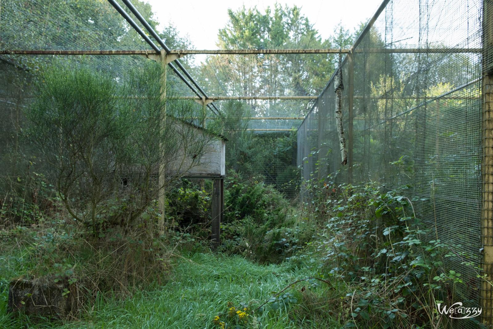 Abandonné, Rennes, Urbex, Zoo