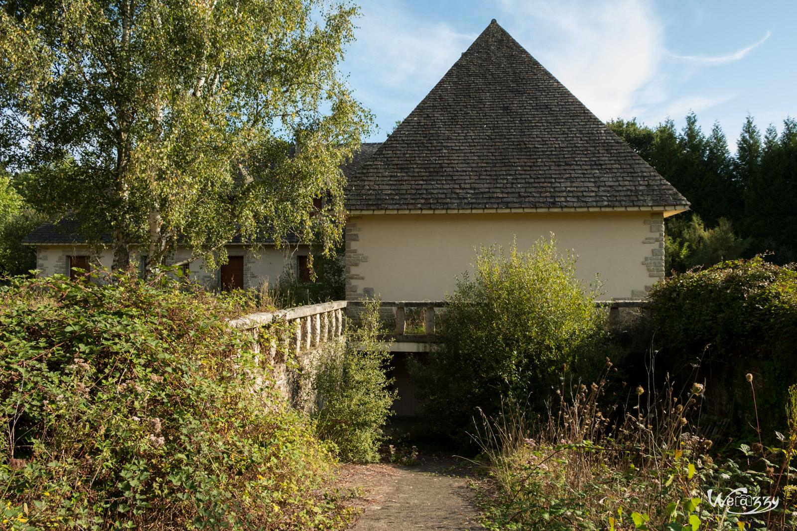 Abandonné, Maison, Rennes, Urbex