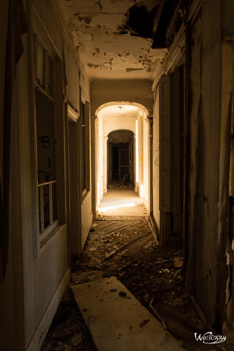 Abandonné, Chateau, Rennes, Urbex