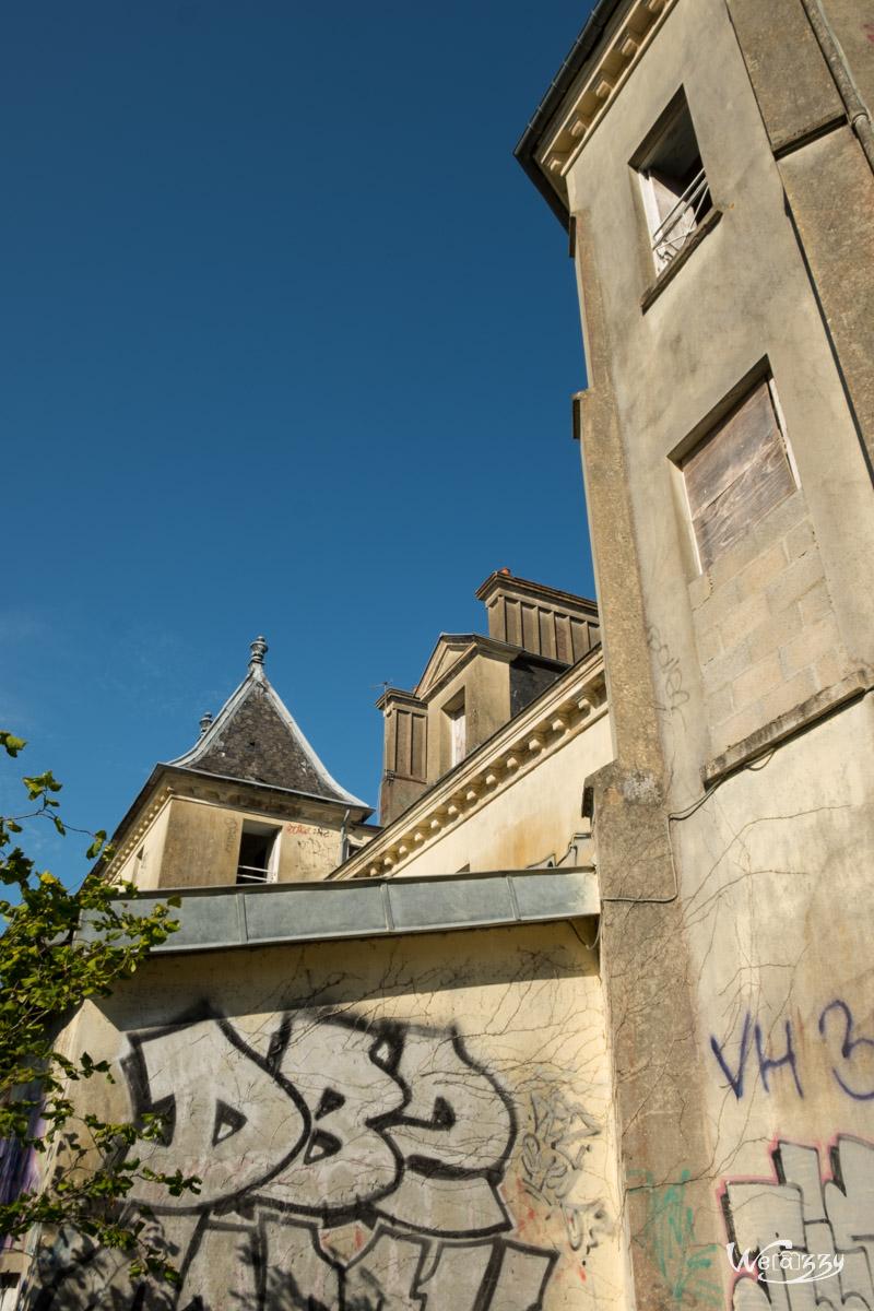 Abandonné, Rennes, Urbex