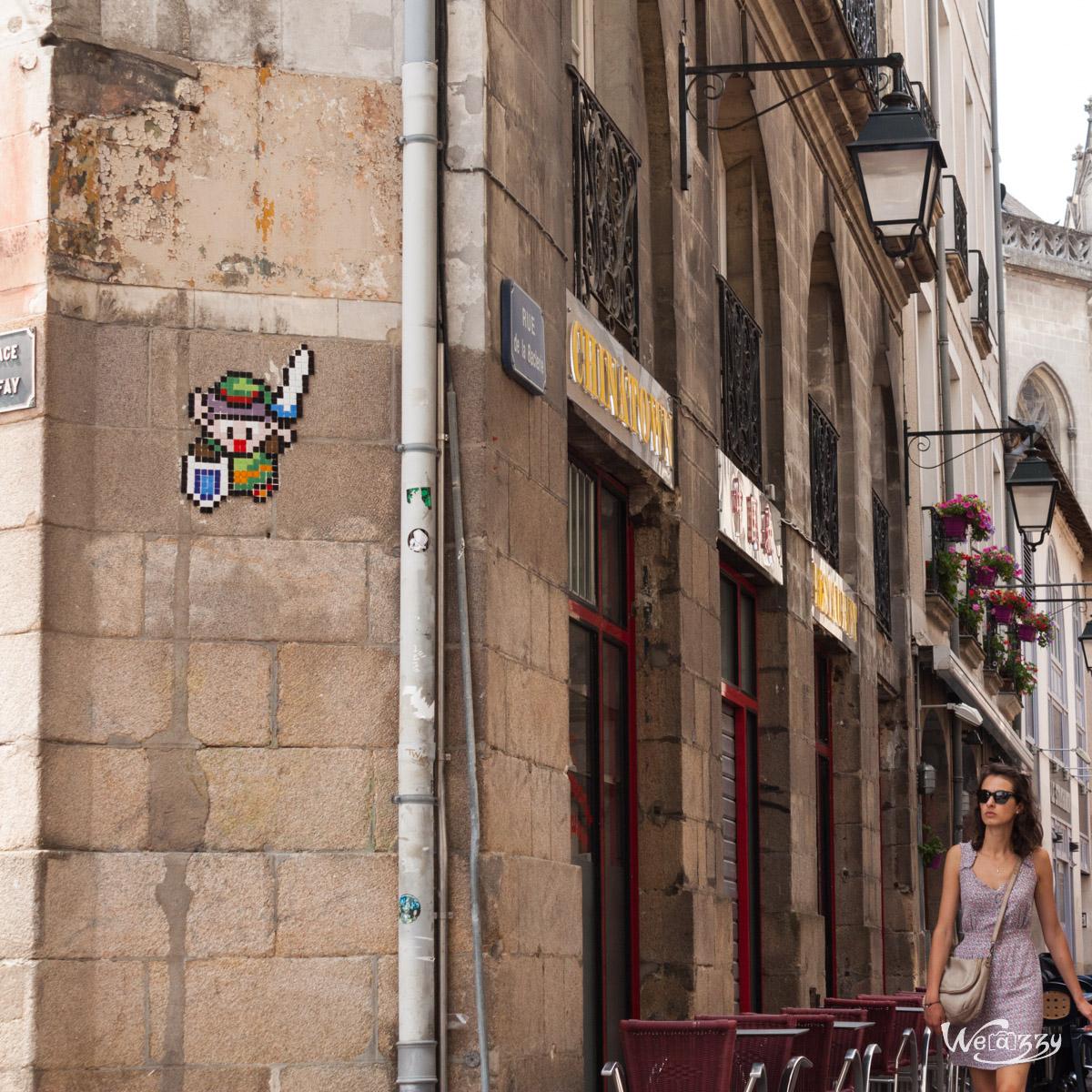 Exclus, Nantes, Ville