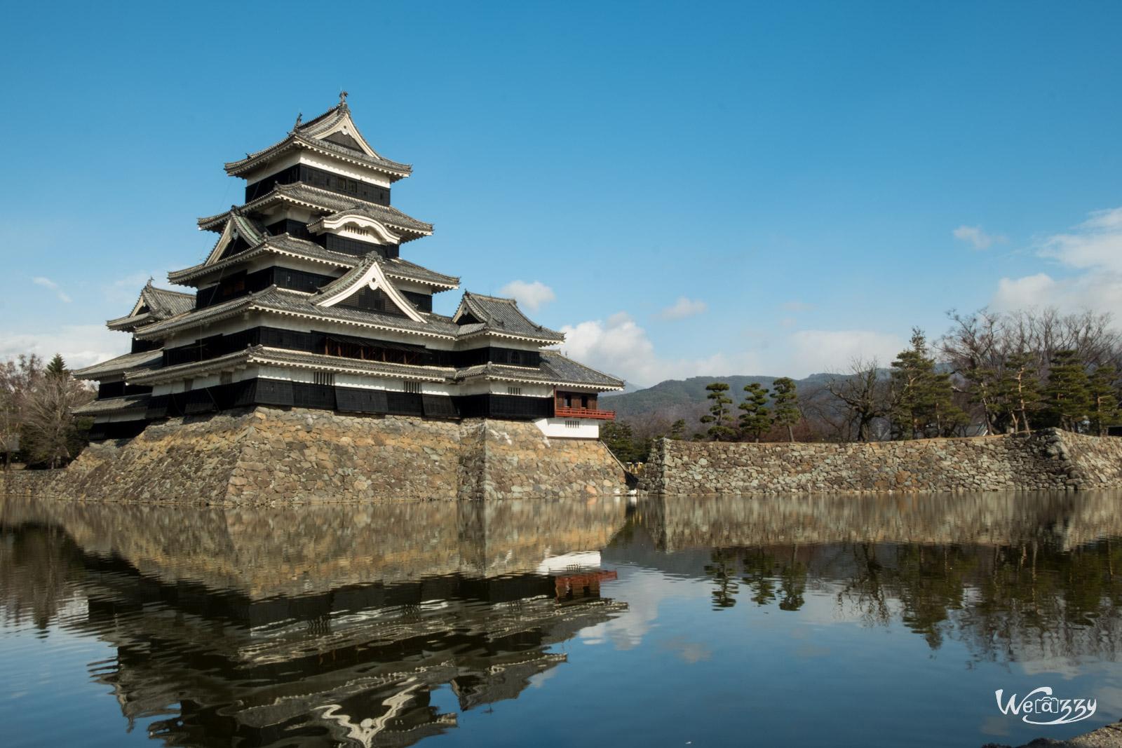 Japon, Matsumoto, Voyage