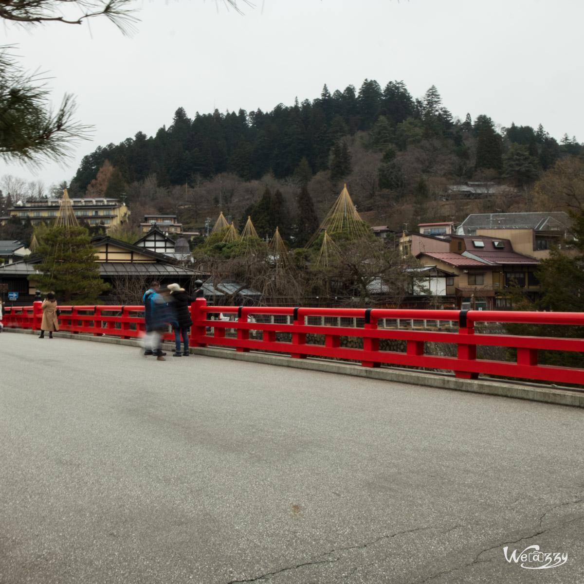 Japon, Takayama, Voyage
