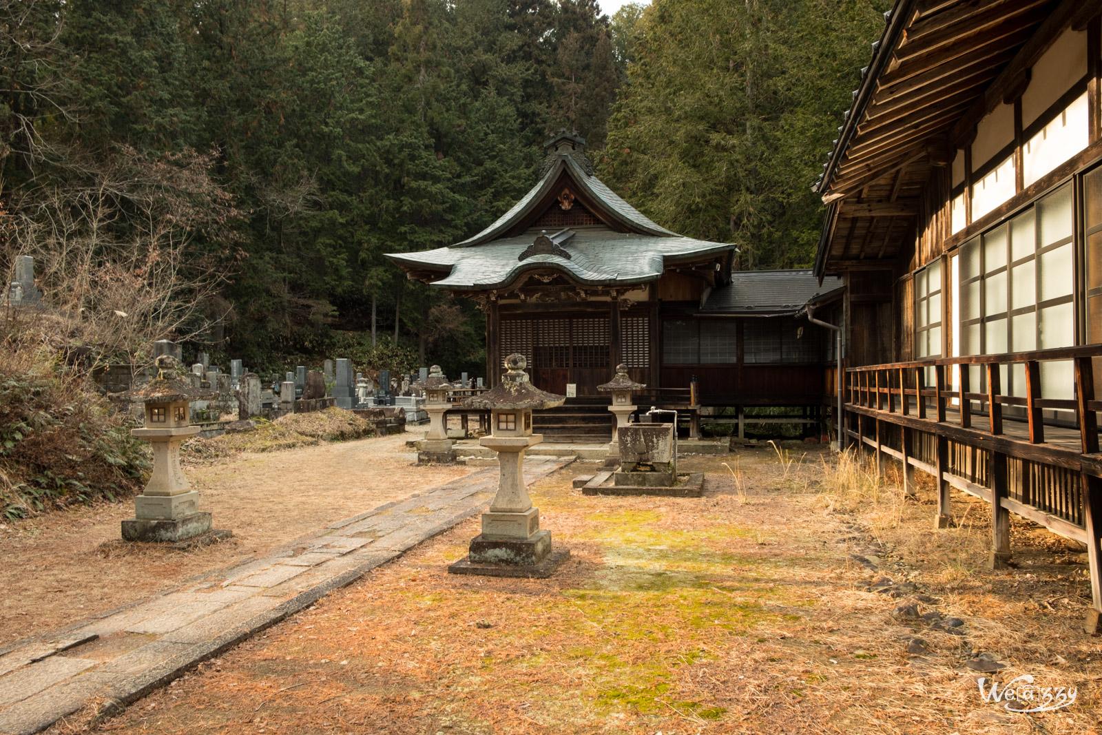 Japon, Takayama, Voyage, campagne