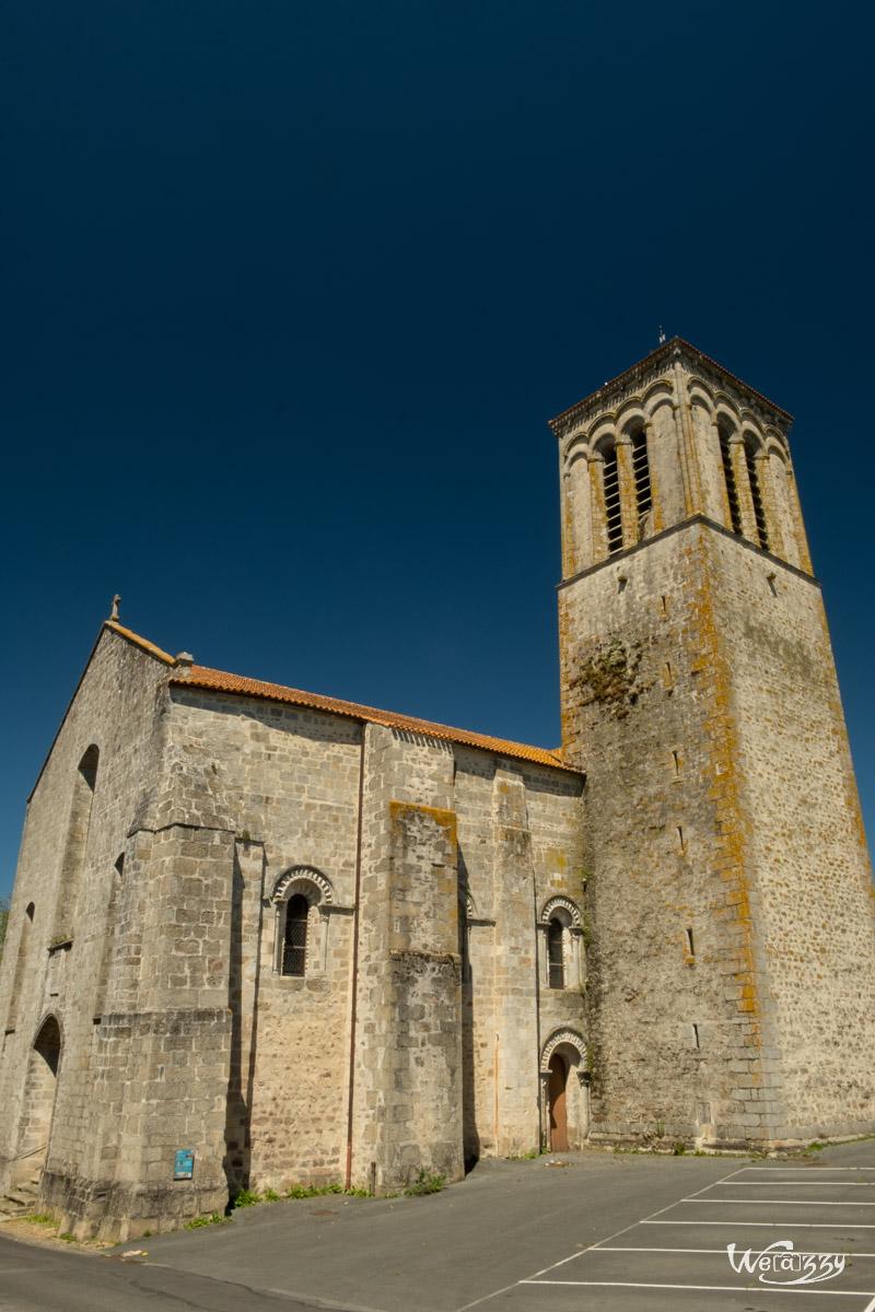 Parthenay, Ville