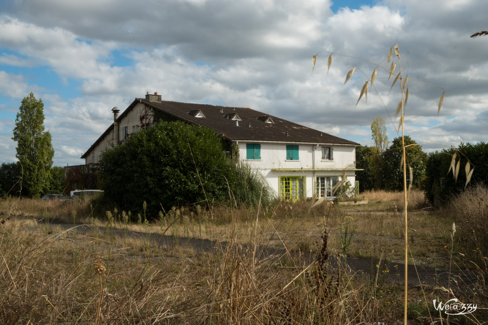 Abandonné, Hôtel, Niort, Urbex