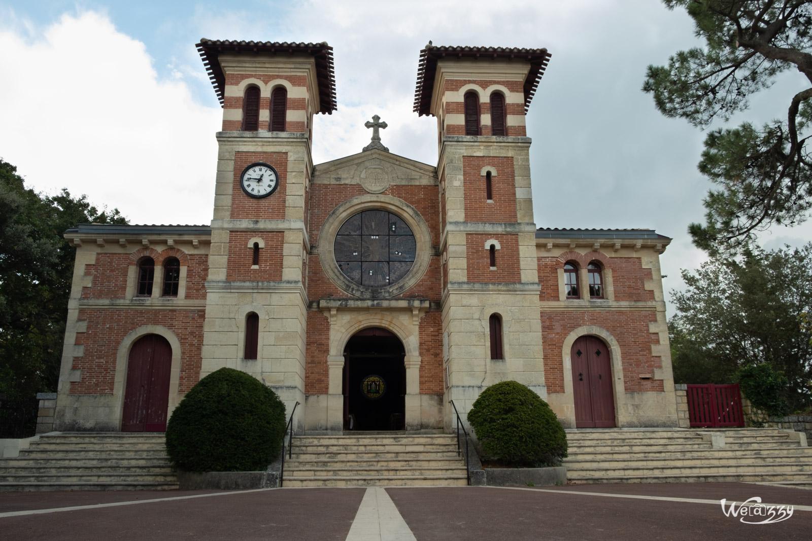 Arcachon, Ville