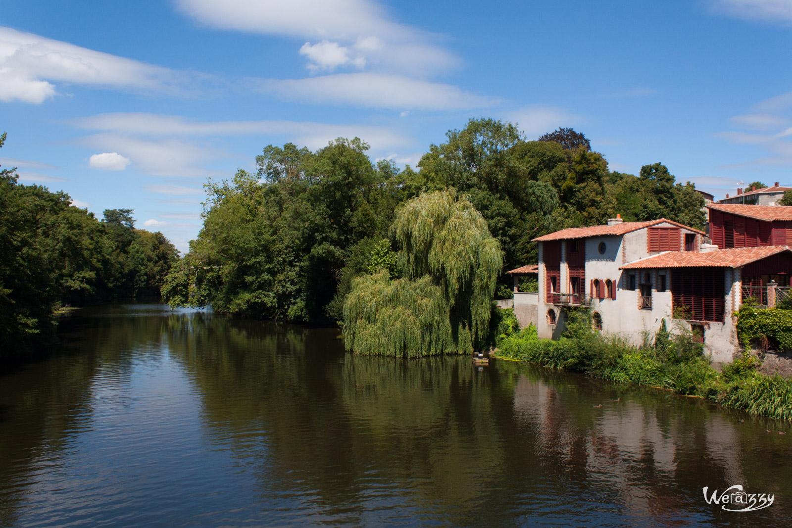 Clisson, France, Nature, Rivière