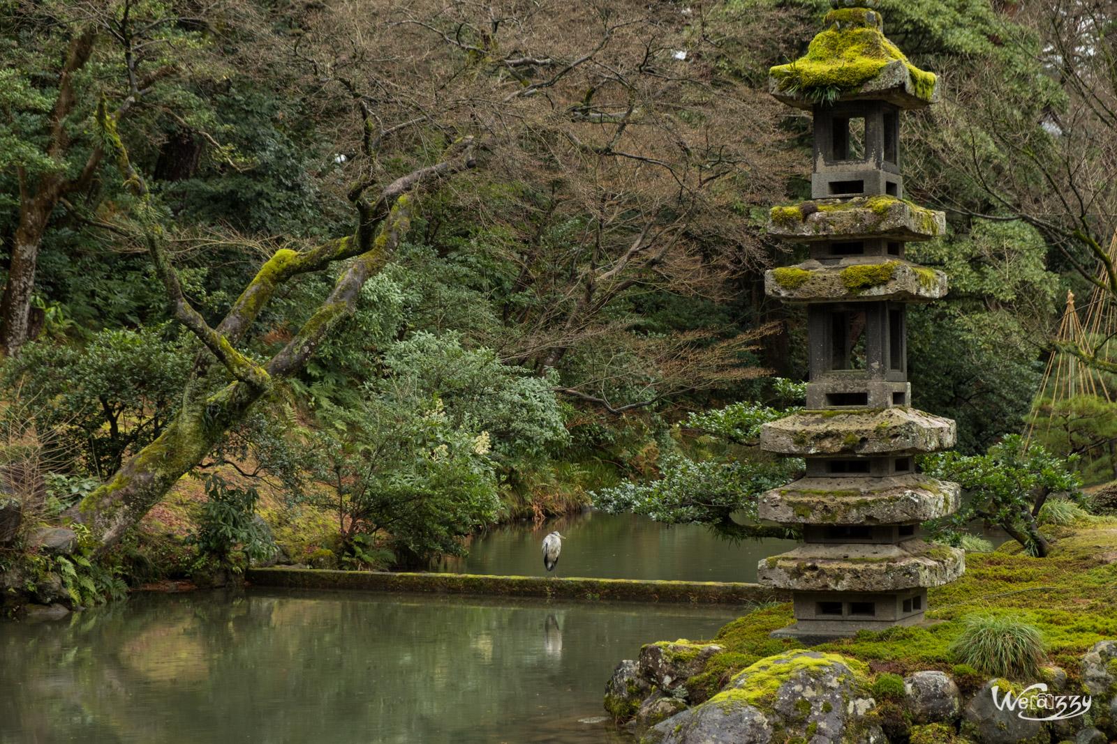 Japon, Kanazawa, Voyage