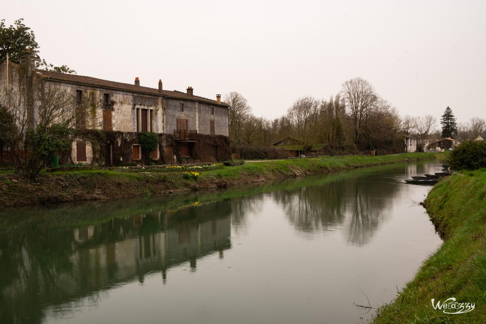 Coulon, France, Marais, Nature, Poitevin